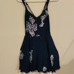 Cute Kimchi Blue dress super adorable